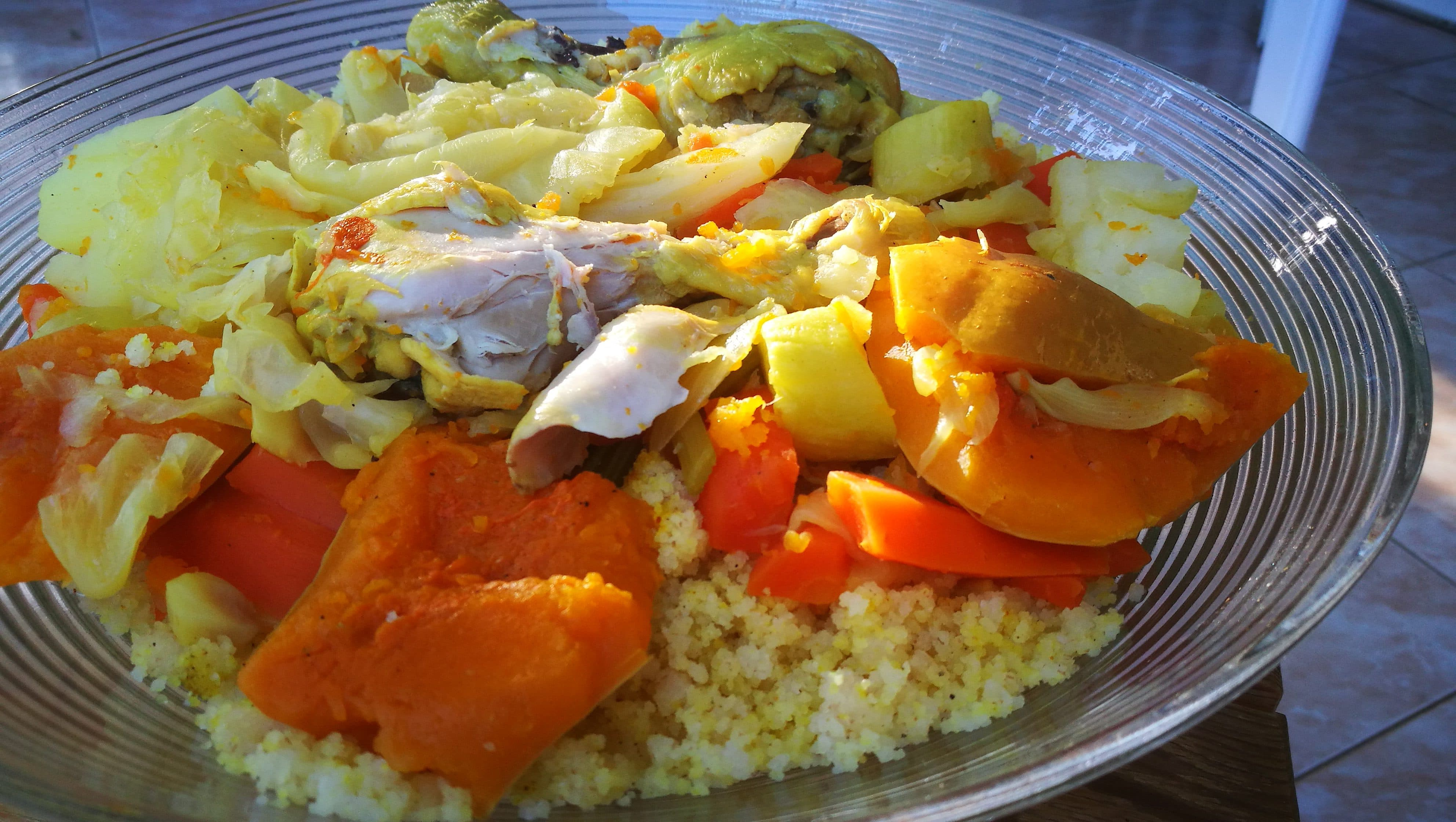 Couscous Recipe by Dina