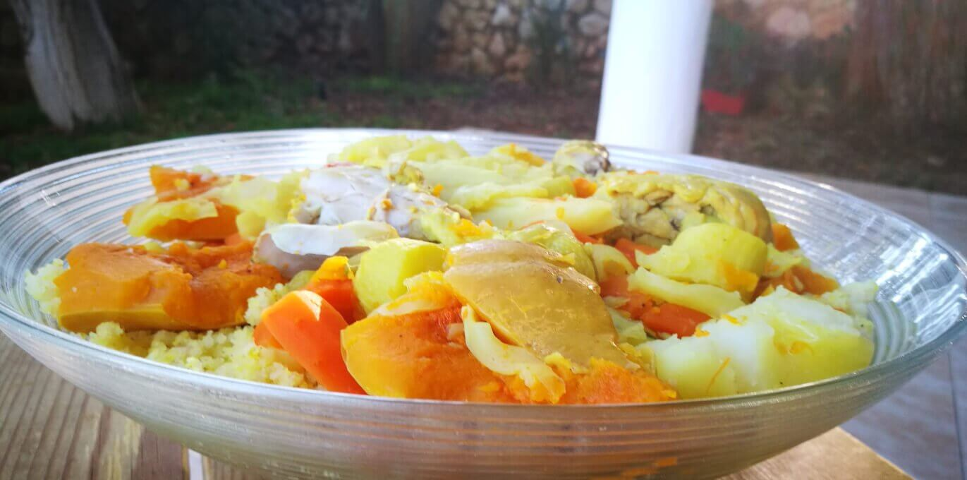 All about Couscous
