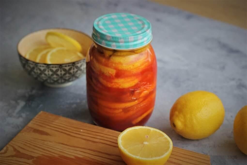 квашеные лимоны
